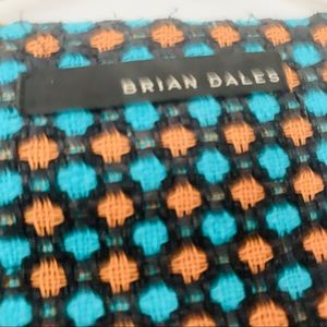 Brian Dales Jackets & Coats - Brian Dales Italian Designer Polka Dot Blazer